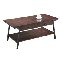 Two Drawer Coffee Table - Empiria Collection #11404