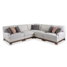 Oliver Sectional - 46 D X 37.5 H