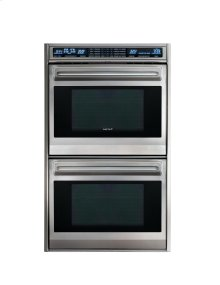 "30"" Built-In L Series Double Oven - Framed Door"