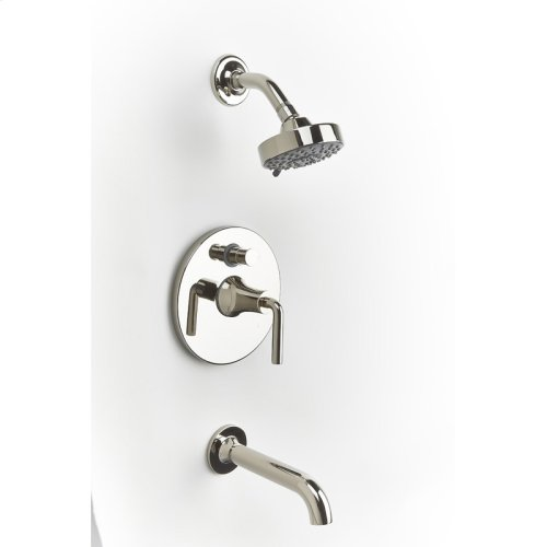 Tub and Shower Trim Taos Series 17 Polished Nickel