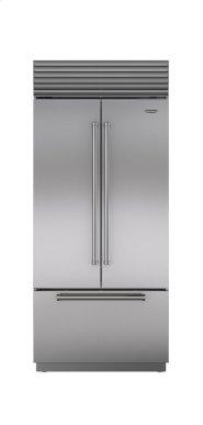 """36"""" Built-In French Door Refrigerator/Freezer"""