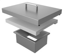 Aspire Countertop Trash Chute - AETC Series