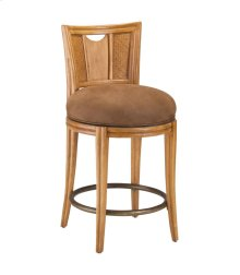 Round Counter Swivel Stool-KD
