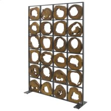 Keanan Teak Divider , Natural *NEW*