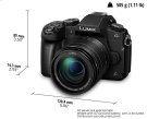DMC-G85M Compact System Cameras Product Image