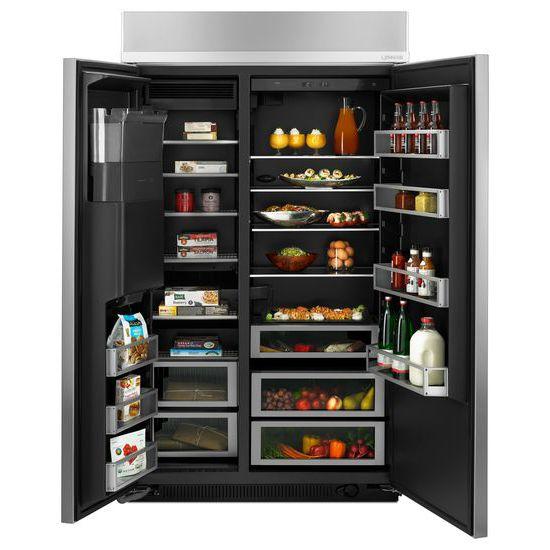 Js48ppdude jenn air for Obsidian interior refrigerator