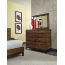 Frisco Mule Chest Mirror Product Image