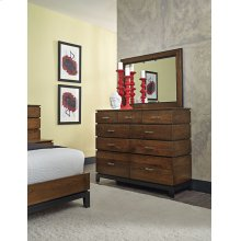 Frisco Mule Chest Mirror