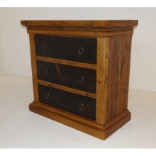 Glacier Bay - Deerbourne 3 Drawer Dresser