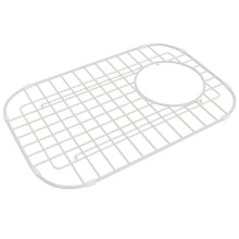 Biscuit Wire Sink Grid For 6337 & 6339 Kitchen Sinks Small Bowl