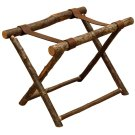 Luggage Rack - Natural Hickory Product Image
