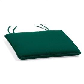 Sidechair Cushion - Canvas Hunter Green
