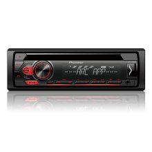 "CD Receiver with Pioneer ARC App and USB Control for Certain Android "" Phones"