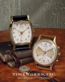 Wristwatch Alarm Square Grene