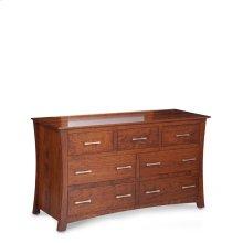 Loft 7-Drawer Dresser, Large