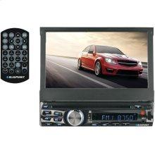 "AUSTIN 440 7"" Single-DIN In-Dash DVD Receiver with Bluetooth®"