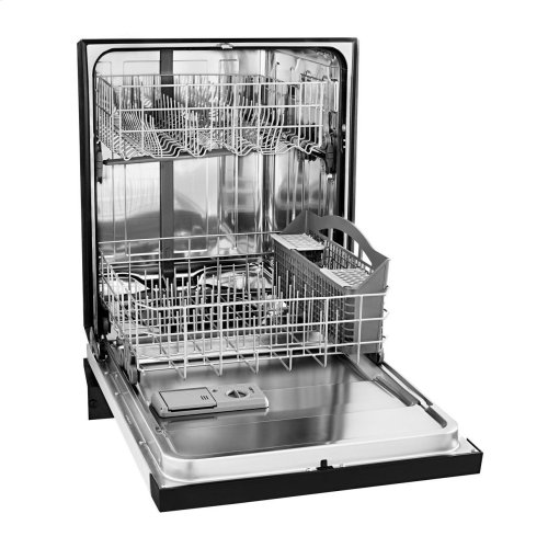 Amana® Tall Tub Dishwasher with Stainless Steel Interior
