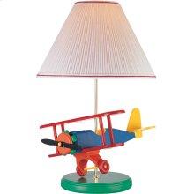 Airplane Lamp, Primary, E27 Cfl 23w