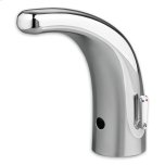 American StandardPolished Chrome Selectronic Integrated Faucet with Above-Deck Mixing, PWRX LLB, VR 0.5 gpm Multi-Laminar Spray