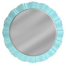 Round Petal Mirror