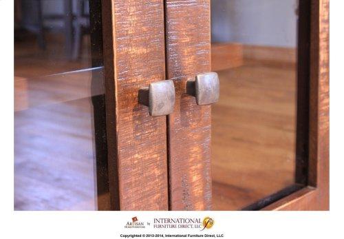 59in 4 Glass doors