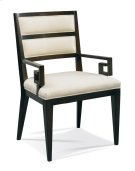 Greek Key Arm Chair Product Image