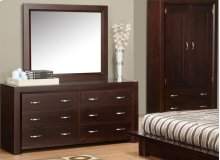 Contempo 6 Drawer Dresser