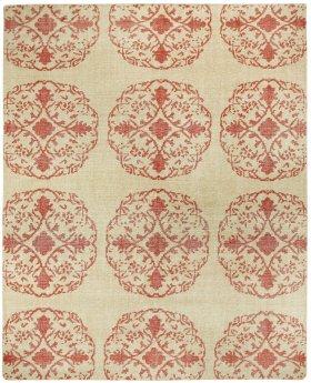 Vintage-Mandala Red