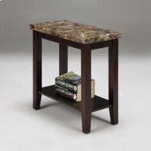 Ferrara Chairside Table Grey