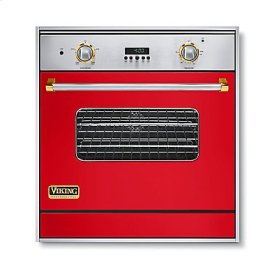 "30"" Gas Oven, Propane Gas, Brass Accent"