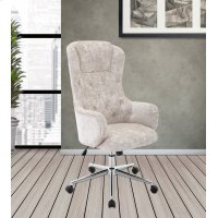 DC#207-FRO Fabric Desk Chair Product Image