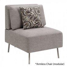 Bryn Armless Chair