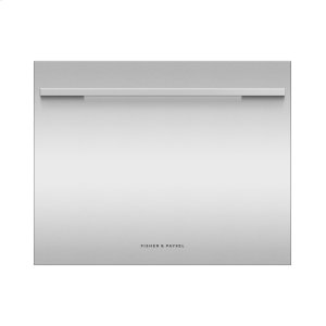 Fisher & PaykelIntegrated Single DishDrawer Dishwasher, Tall, Sanitize