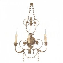 Santa Maria Brown Wall Sconce