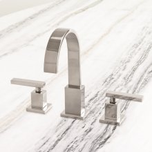 Secant Faucet - Polished Nickel
