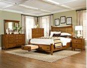 Pasadena Revival Storage Bed
