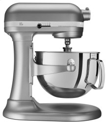 Pro 600 Series 6 Quart Bowl-Lift Stand Mixer - Silver