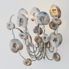 Lilium Sconce-Nickel Product Image