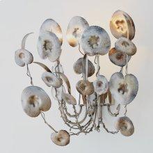 Lilium Sconce-Nickel
