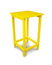 "Lemon 26"" Counter Side Table Product Image"