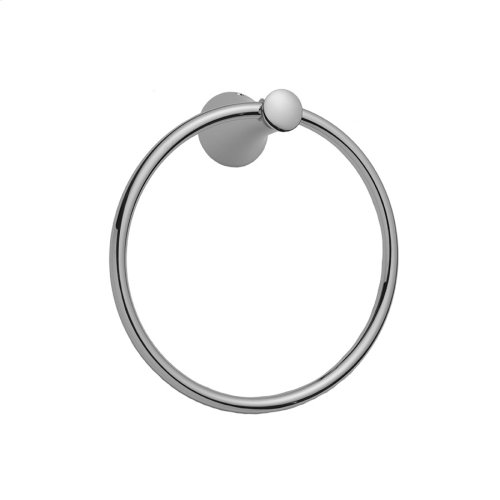 Matte Black - Cranford Towel Ring