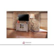 "55"" TV Stand w/2 doors, 1 drawer & 2 Shelves"