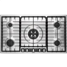 """36"""" avantGarde® Gas Stainless Cooktop"""