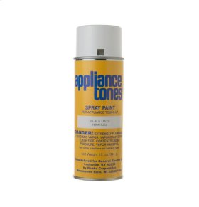 Black Onyx Paint Touch Up Can 12 oz.