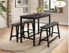 4pc Pack Counter-height Set Product Image