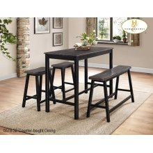 4pc Pack Counter-height Set
