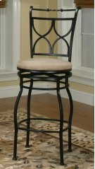 "72688-30  Starling 30"" Stools 2pk (hg) Bs6317-29 Bs Blk Swvl (2pk) Product Image"