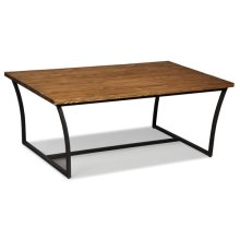 Boone Forge Rectangular Cocktail Table