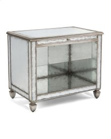 Nocturne Open Nightstand