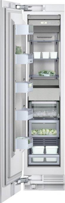 "Freezer column RF 411 701 Fully integrated appliance Width 18"" (45.7 cm)"
